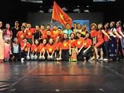 越南文化闪耀古巴