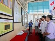 """""""黄沙与长沙归属越南——历史证据和法律依据""""地图与资料展在广平省举行"""