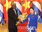 古巴国会主席埃斯特万·拉索·埃尔南德斯圆满结束对越南进行正式访问