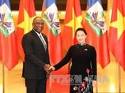 越南与海地应加大农业、通讯、性别平等合作力度