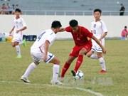 2017年前锋塑料杯U15国际足球比赛圆满落幕