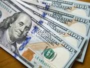 21日越盾兑美元中心汇率上涨6越盾