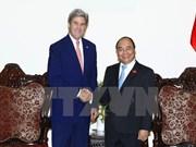 越美决心把两国经贸合作关系推上新高度