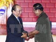 越柬建交50周年:共同面向未来