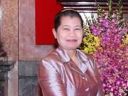 柬埔寨副首相梅森安:越南是柬埔寨伟大的朋友