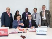 越捷航空公司与赛峰集团签署优化飞机燃油消耗措施合同