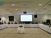 越斯政府间经济合作委员会第2次会议在布拉迪斯拉发举行