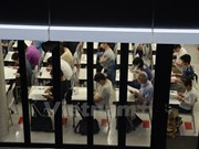近400名日本考生报名参加越南语能力测试