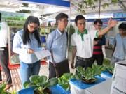 第五届胡志明市农业种子展销会为各企业等创造交流平台