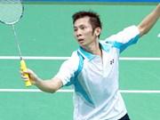 羽毛球最新世界排名:阮进明位居男单第66