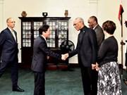 圭亚那希望加强与越南的关系