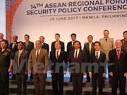 越南出席东盟地区论坛安全政策会议