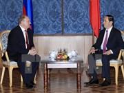 陈大光主席会见俄罗斯联邦共产党中央执行委员会主席久加诺夫