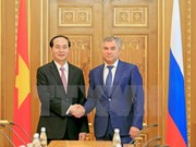 陈大光:有效落实《越南—欧亚经济联盟自贸协定》是当前两国政府和各部委行业的优先任务