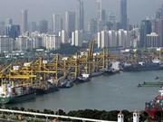 新加坡海港被评为亚洲最佳海港