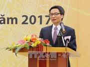 政府副总理武德儋:加大宣传力度  提高公众对结核病的防治意识