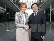 越南共产党与德国社会民主党第六次对话会在柏林举行