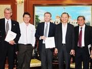 胡志明市鼓励投资生产环保建材