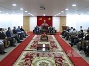 俄罗斯技术集团与越南平阳省开展橡胶种植合作