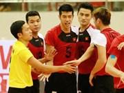 2017年亚洲男排俱乐部锦标赛 :越南队争夺第5位