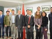 越南风土人情推介会在阿根廷举办