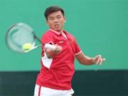 2017年中国男网F12未来赛:李黄南取得开门红