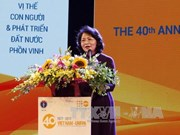 越南计划生育工作成果得到联合国的高度评价