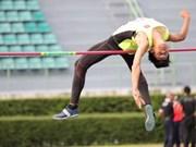越南两名运动员参加2017年世界少年田径锦标赛