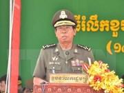 柬皇家军队将领高度评价越南的帮助