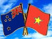 越南与新西兰力争实现2020年双边贸易额达17亿美元的目标