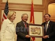 继续在美国推广越南形象