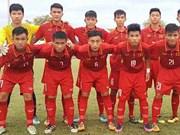 2017年东南亚U15足球锦标赛:越南U15队提前晋级半决赛