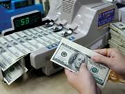 19日越盾兑美元中心汇率下跌3越盾