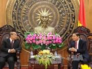 柬埔寨宗教事务部代表团访问隆安省