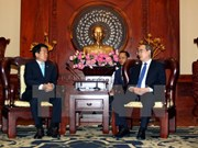 韩国创业扶助中心或将在胡志明市成立