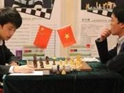 中国儋州国象超霸战末轮:黎光廉夺亚军