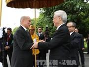 推动越柬团结友谊及全面合作关系蓬勃发展