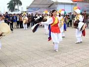 胡志明市愿同韩方保持紧密配合成功举办2017年胡志明市—庆州市世界文化节
