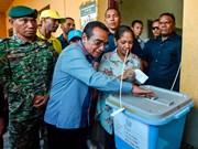 东帝汶议会选举今日举行