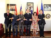 越南出色完成东盟罗马委员会轮值主席工作任务