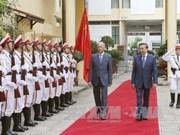 越南公安部与俄罗斯联邦国家安全委员会加强合作
