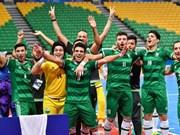 2017年亚足联五人制足球俱乐部锦标赛:东道主会师2016年亚军