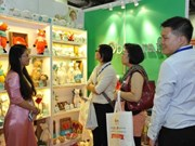 越南首次参加新加坡国际礼品展