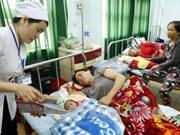 越南努力降低B型肝炎患者人数