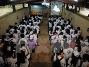 2017年海外越裔青少年与胡志明市青年夏令营正式开幕