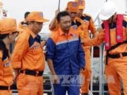 成功营救在海上遇险的菲律宾和马来西亚船员