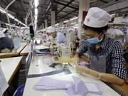 今年前7月越南新登记企业增长13%以上