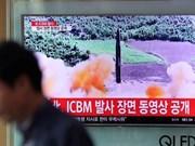 越南对朝鲜半岛继续试射洲际弹道导弹深表担忧