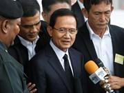 泰国两位前总理被法院判无罪