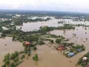 泰国东北各省遭遇40年来规模最大洪灾 旅泰越南人经济损失巨大